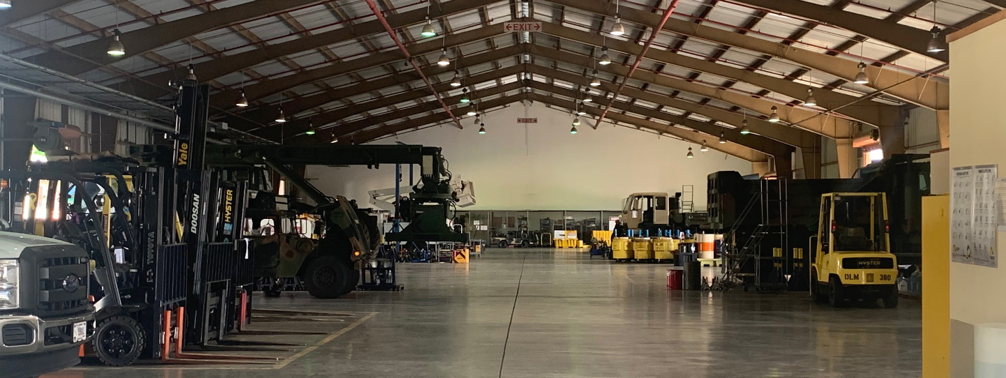 EAGLE Schofield Barracks Logistics Support Services Image